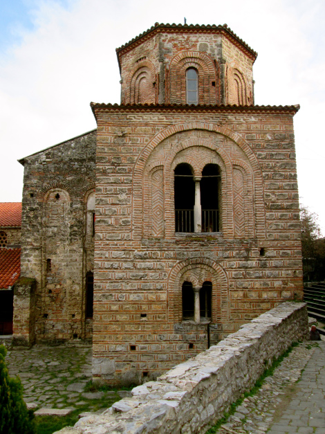 Byzantine Orthodox Cathedral - in Ohrid